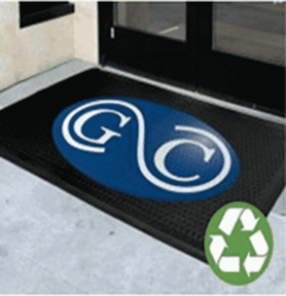 INDOOR Logo FLOOR MATS