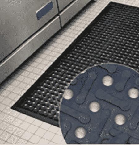 rubber kitchen mat for restaurants