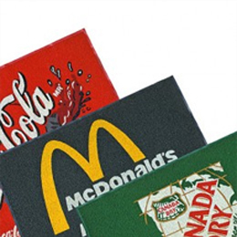 Logo Floor Mats for business