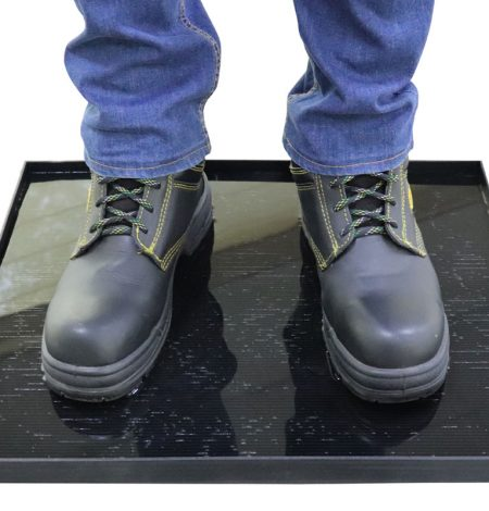 No. 12300 Sanitizing Footbath Straps
